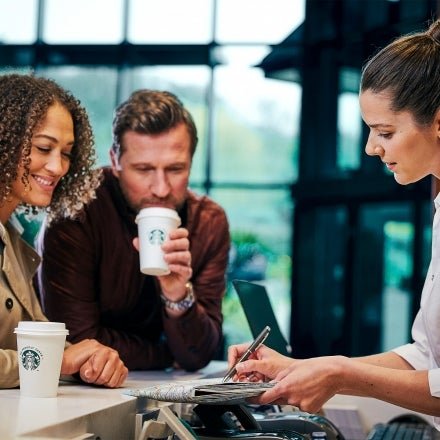 Commercial coffee solutions for hotels